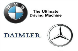 BMW, Daimler Are Said to Mull Cooperation on Key Components